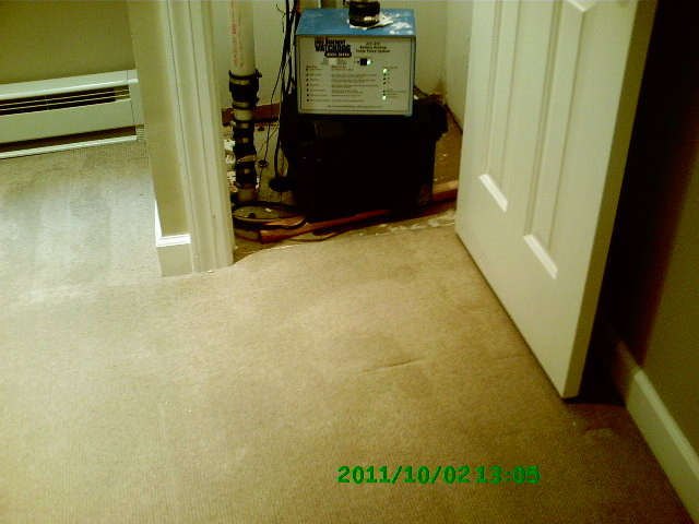 Water damage Wet Basement Flood Clean up & Simon Carpet u0026 Furniture Cleaning Service - Water damage Wet ...